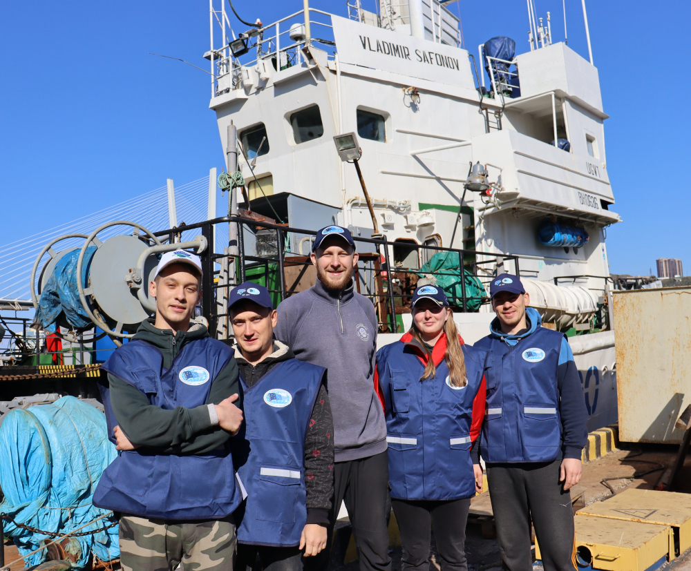 Наука определит перспективы промысла лососей и сельди в Японском море